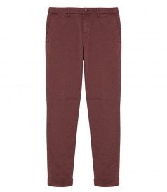 CLOTHES - NEW YORK SLIM FIT TROUSERS