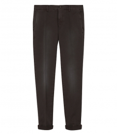 CLOTHES - CLASSIC KNEE BLEACHED TROUSERS
