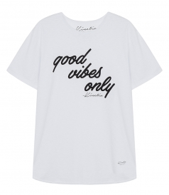 SALES - GOOD VIBES ONLY CREW TOP