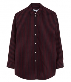 CAMILLE STRIPED SHIRT