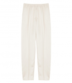 FLUID PLEATED PANTS