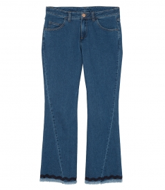SIGNATURE DENIM PANTS FT DISTINCTIVE BIASED SEEM