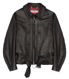 CLOTHES - VANIA LEATHER JACKET