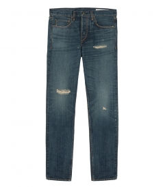 CLOTHES - ZEITGEIST DISTRESSED JEANS