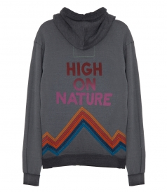 HIGH ON NATURE HOODIE