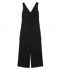 ROSA OVERALL IN BLACK