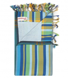 STRIPES FASHION BEACH TOWEL IN COTTON