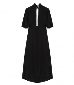 SALES - MAE FUNNEL NECK DRESS