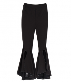 CLOTHES - OX BOW CROPPED FULL FLARE PANTS
