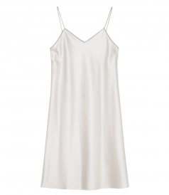 HELMUT LANG - ZIPPER SLIP DRESS