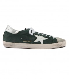 SHOES - SUPERSTAR SNEAKERS IN GREEN