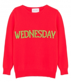 RAINBOW WEEK SWEATER