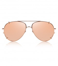 ACCESSORIES - LINDA FARROW 666 C3 AVIATOR SUNGLASSES