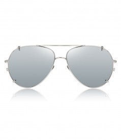 ACCESSORIES - LINDA FARROW 646 C2 OVAL SUNGLASSES
