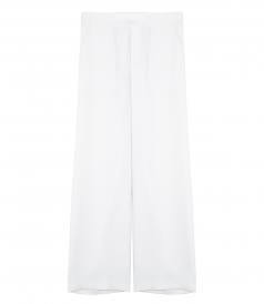CLOTHES - WIDE LEG TAILORED TROUSERS