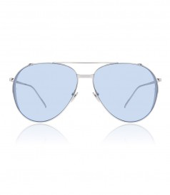 LINDA FARROW 425 C14 AVIATOR SUNGLASSES
