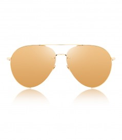 ACCESSORIES - LINDA FARROW 624 C1 AVIATOR SUNGLASSES