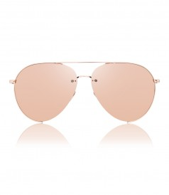 ACCESSORIES - LINDA FARROW 624 C3 AVIATOR SUNGLASSES