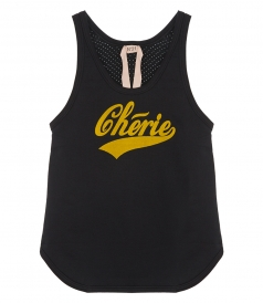 CHERIE PRINTED TANK TOP