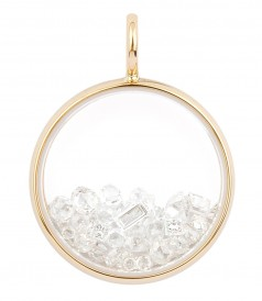 ACCESSORIES - CHIVOR DIAMOND PENDANT