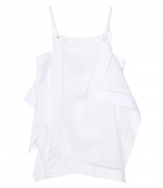 TOPS - ASYMMETRIC FLARED TOP