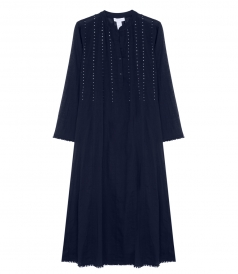 CLOTHES - LUNA KAFTAN FT HAND-SEWN SEQUINS