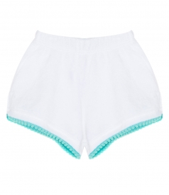 CLOTHES - SEAWORLD COTTON SHORTS