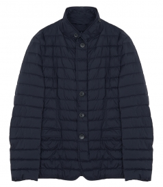 BUTTONED PADDED JACKET
