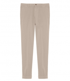 MASON'S - NEW YORK SLIM FIT TROUSERS