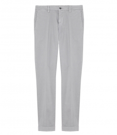TROUSERS - NEW YORK SLIM FIT TROUSERS