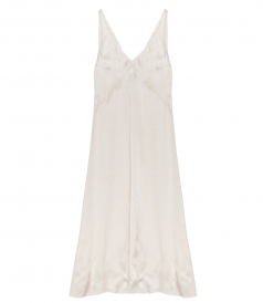 CLOTHES - SATIN SLIP DRESS