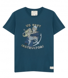 US NAVY INSTRUCTOR T-SHIRT