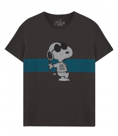 JOE COOL SNOOPY T-SHIRT