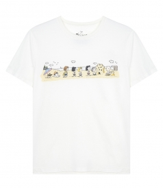 SUMMER PEANUTS T-SHIRT