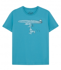SNOOPY SURF T-SHIRT