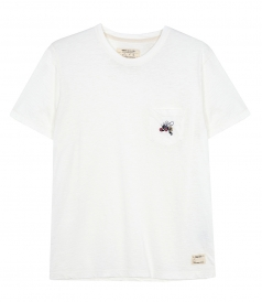 SEA BEES POCKET T-SHIRT