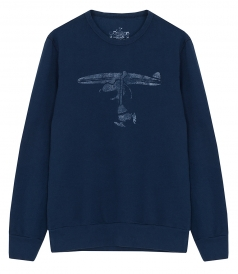 SNOOPY SURF SWEATSHIRT