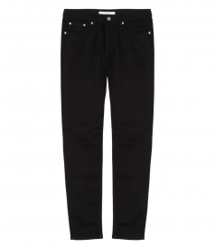 GIVENCHY - BLACK DENIM TROUSERS