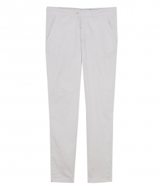TROUSERS - TOBBY LIGHT COTTON PANTS
