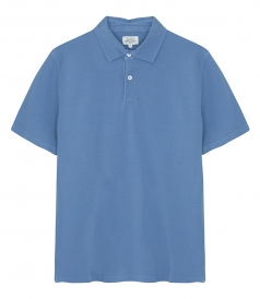 CLOTHES - PIQUE SHORT SLEEVE POLO SHIRT