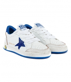 GOLDEN GOOSE  - BALL STAR SNEAKERS