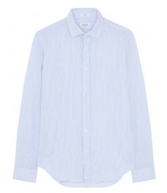 CLOTHES - SAMMY STRETCH COTTON SLIM-FIT SHIRT