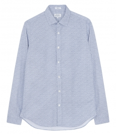 CLOTHES - SAMMY COTTON SLIM-FIT SHIRT