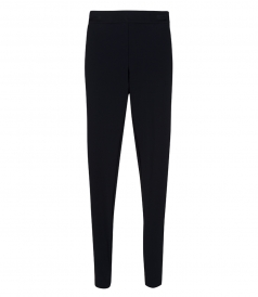 FITTED ZIPPED LEGGINGS
