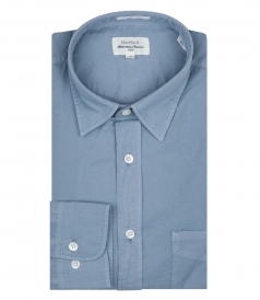 CLOTHES - STORM PAT SUMMER TWILL SLIM FIT SHIRT