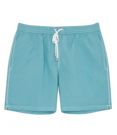 CLOTHES - MID-LENGTH POCHETTE REGULAR SWIMSHORTS