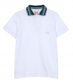 CROCHET PREPSTER POLO SLIM FIT