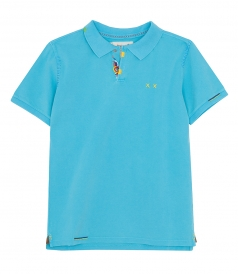 CLOTHES - GIPSY PREPSTER POLO SLIM FIT