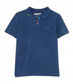 GIPSY PREPSTER POLO SLIM FIT