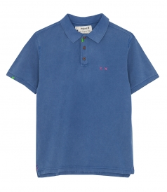 HEAVY MENDING POLO REGULAR FIT